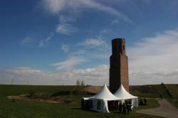 Opening nieuwe expositie Plompe Toren, 17 april 2015