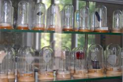 Historische collectie Mineralogisch-Geologisch Museum