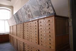 Opslag historische collectie