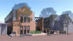 Het Baken, Architecte: Nynke Rixt Jukema, Leeuwarden